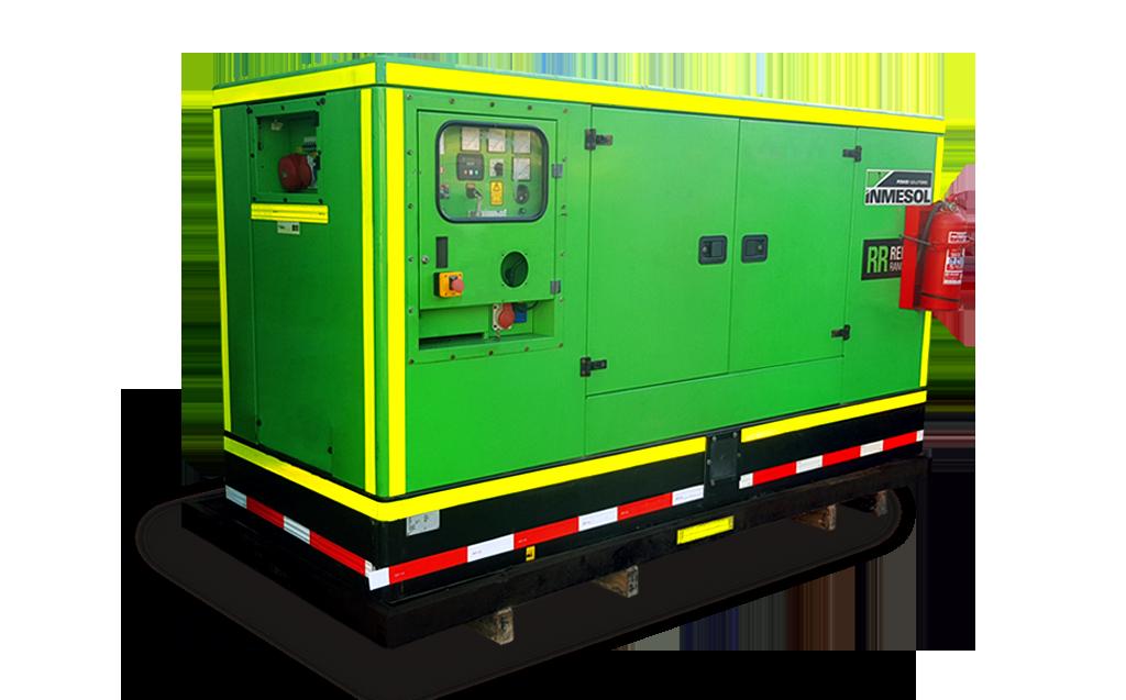 Generador Eléctrico 110kVA